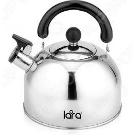 Чайник со свистком LARA LR00-40