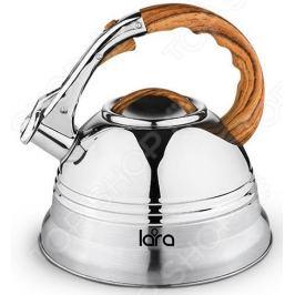 Чайник со свистком LARA LR00-68
