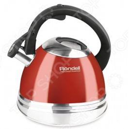 Чайник со свистком Rondell Fiero RDS-498