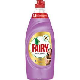 Средство для мытья посуды Fairy ProDerma