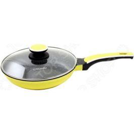 Сковорода с крышкой Maestro Ceramic. В ассортименте
