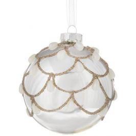 Украшение новогоднее подвесное шар Magic Time