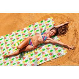 Покрывало пляжное Сирень «Фруктовый микс»