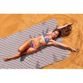 Покрывало пляжное Сирень «Морской мотив»