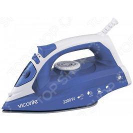 Утюг Viconte VC 4302 (синий)