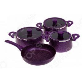 Набор посуды Bradex TAC «Гранит»