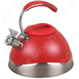 Чайник со свистком Pomi d'Oro PSS-650020