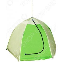 Палатка СТЭК двуместная брезентовая