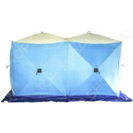 Палатка СТЭК «Куб 2 дубль» дышащая