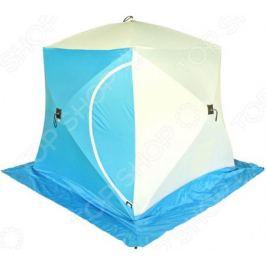 Палатка СТЭК «Куб 2» трехслойная дышащая