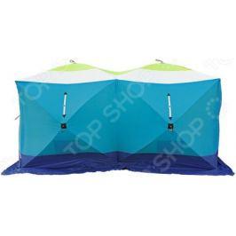 Палатка СТЭК «Куб 3 дубль» дышащая