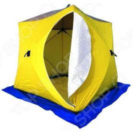 Палатка СТЭК «Куб 3» трехслойная
