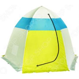 Палатка СТЭК четырехместная брезентовая