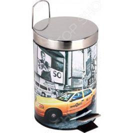 Ведро для мусора Рыжий кот «Нью-Йорк» DB-23