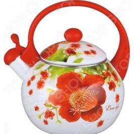Чайник эмалированный Чудесница ЭЧ-2518