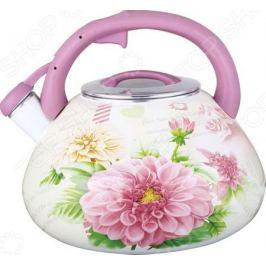 Чайник эмалированный Чудесница ЭЧ-3503