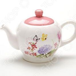 Чайник заварочный Loraine LR-25637 «Бабочки»