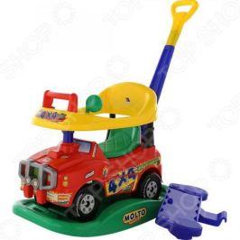 Автомобиль-каталка Molto Jeep Viking No.2