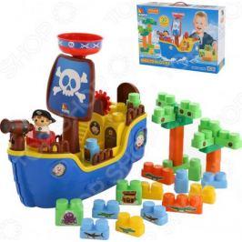 Игровой набор-конструктор POLESIE «Пиратский корабль»