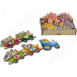 Игровой набор на липучках PAREMO «Трактор с животными»