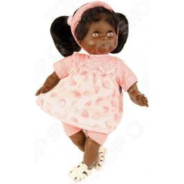 Кукла мягконабивная Schildkroet «Санни темнокожая». Высота куклы: 32 см