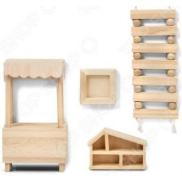 Набор мебели для куклы Lundby «Игрушки»
