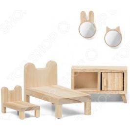 Набор мебели для куклы Lundby «Сделай сам. Спальня»