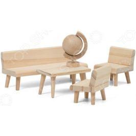 Набор мебели для куклы Lundby «Сделай сам. Гостиная»