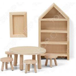 Набор мебели для куклы Lundby «Столовая»