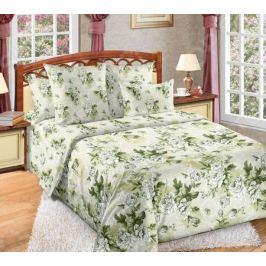 Комплект постельного белья Королевское Искушение «Белый сад»