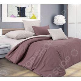 Комплект постельного белья Королевское Искушение с компаньоном «Шоколадный крем»