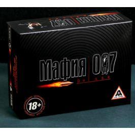 Настольная игра «Мафия 007»