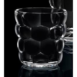 Набор из 4 стаканов для воды и сока Bubbles, 390 мл