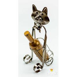 Подставка для бутылки «Кот»