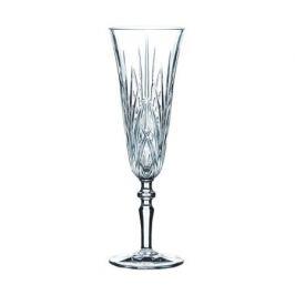 Набор хрустальных фужер для шампанского PALAIS, 140 мл