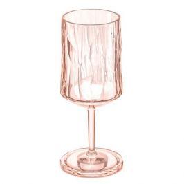 Бокал для вина Koziol Superglas CLUB NO. 4, 350 мл, розовый