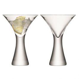 Набор из 2 бокалов для коктейлей Moya, 300 мл