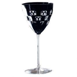 Бокал для вина серия Domino, 180 мл, черный