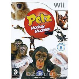 Petz: Monkey Madness (Wii)
