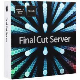 Final Cut Server 1.5. Unlimited Clients Upgrade