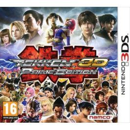 Tekken 3D Prime Edition (3DS)