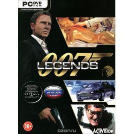 007 Legends (DVD-BOX)