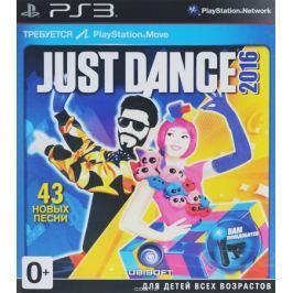 Just Dance 2016 (только для PS Move) (PS3)