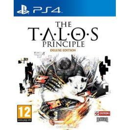 The Talos Principle. Deluxe Edition (PS4)