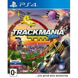 Trackmania Turbo (поддержка VR) (PS4)