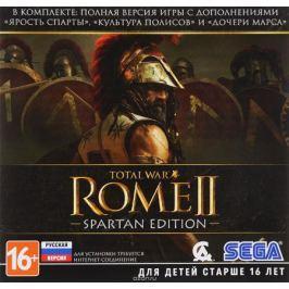 Total War: Rome II. Spartan Edition