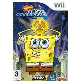 SpongeBob's Atlantis SquarePantis (Wii)