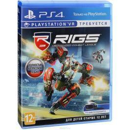 RIGS: Mechanized Combat League (только для VR) (PS4)