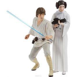 Звездные войны. Набор фигурок Люк Скайуокер и Принцесса Лея Игровая атрибутика