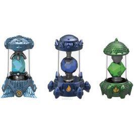 Skylanders Imaginators. Набор из 3 кристаллов стихий Water, Air, Life